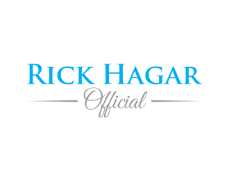 Rick Hagar Official logo design