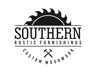 Southern Rustic Furnishings  logo design