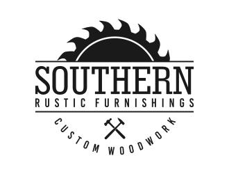 Southern Rustic Furnishings  logo design