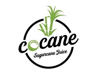 cocane logo design