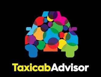 TaxicabAdvisor logo design