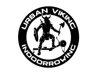urbanviking-indoorrowing.com logo design