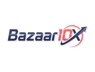 Bazaar10X logo design