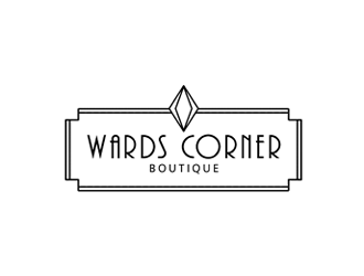 Wards Corner Boutique logo design
