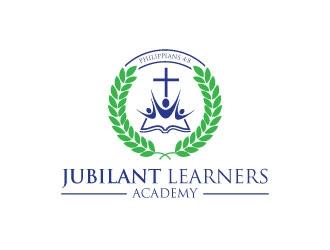 Jubilant Learners Academy logo design