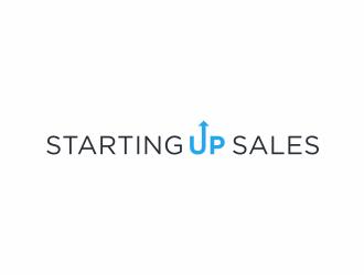 Starting Up Sales logo design