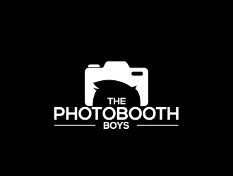 The Photobooth Boys logo design
