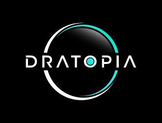 Dratopia logo design