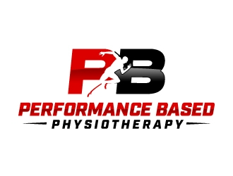 Performance Based Physiotherapy logo design