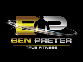Ben preter- true fitness logo design