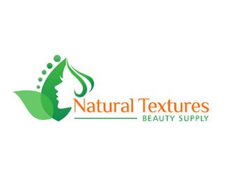Natural Textures Beauty Supply, LLC logo design