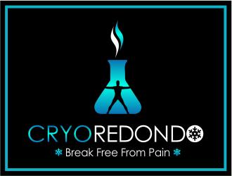 CryoRedondo logo design