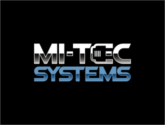 MI-TEC Systems logo design