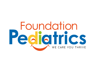 Foundation Pediatrics logo design