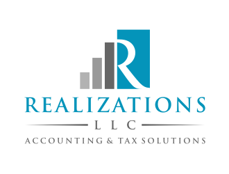 Realizations, LLC logo design
