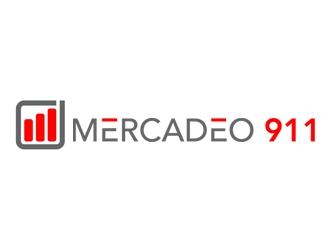 Mercadeo 911 logo design winner