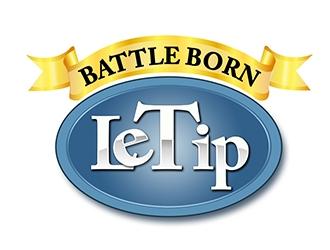 Battle Born LeTip logo design