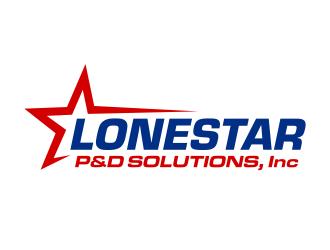Lonestar P&D Solutions, LLC logo design