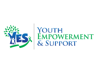 Youth Empowerment & Support logo design