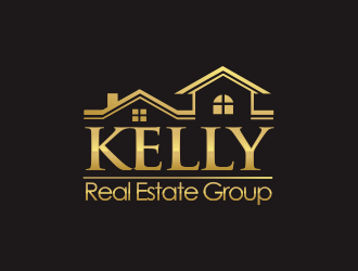 Kelly Real Estate Group logo design winner