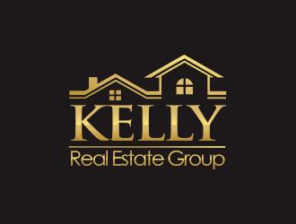 Kelly Real Estate Group logo design