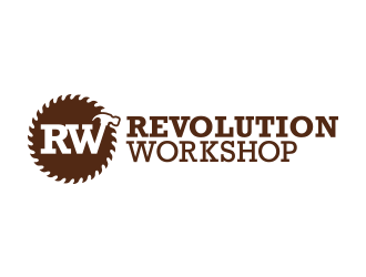 Revolution Workshop logo design
