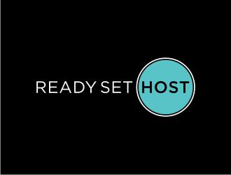 Ready Set Host logo design winner