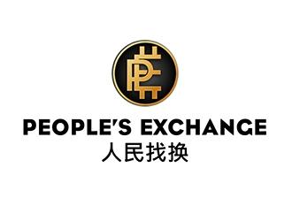 People's Exchange 人民找换 logo design winner