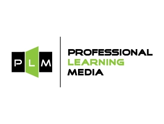 Professional Learning Media logo design
