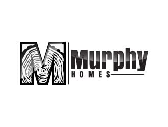 Murphy Homes logo design