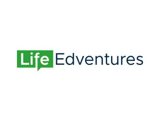 Life Edventures logo design