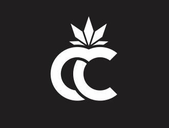Cannabis Couture  logo design