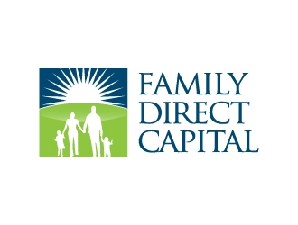 FAMILY DIRECT CAPITAL logo design