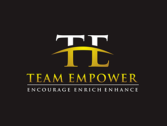 Team Empower logo design