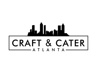 Craft and Cater Atlanta logo design
