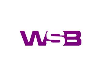 WSB logo design