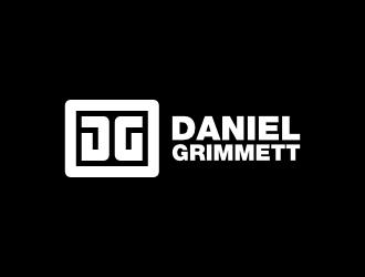 Daniel Grimmett logo design