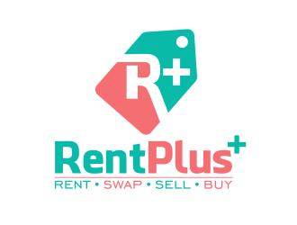 RentPlusPlus logo design