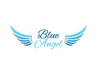 Blue Angel logo design