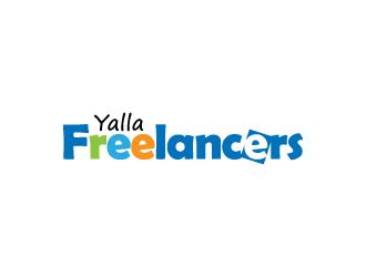 Yalla Freelancers logo design