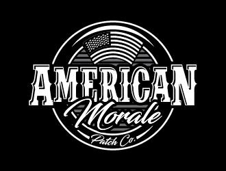 American Morale logo design