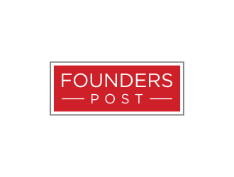 Founders Post logo design