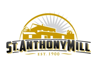 St. Anthony Mill Inc. logo design