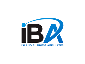 Island Business Affiliates - IBA logo design