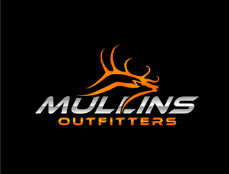 Mullins Outfitters logo design