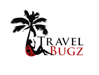 Travel Bugz logo design