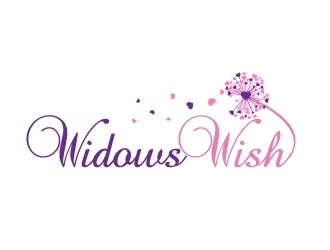 Widows Wish logo design