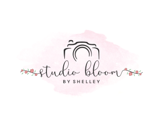 Studio Bloom by Shelley logo design