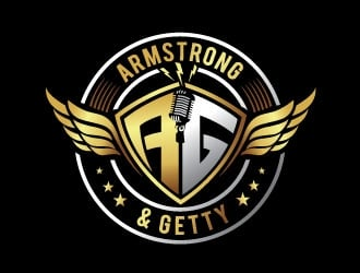 Armstrong & Getty logo design
