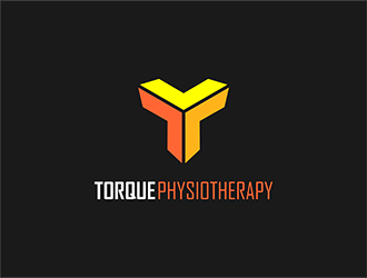 Torque Physiotherapy logo design
